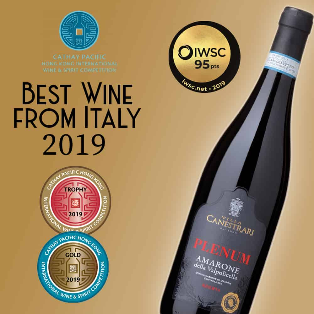 best wine from italy villa canestrari