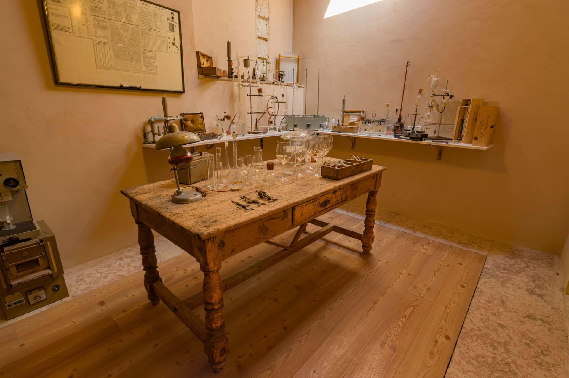 museo del vino verona villa canestrari strumenti