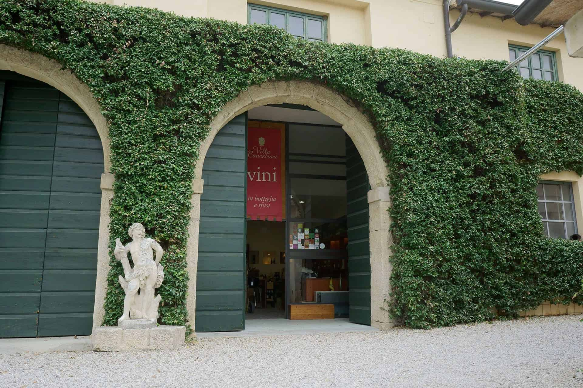wine shop villa canestrari vendita vino