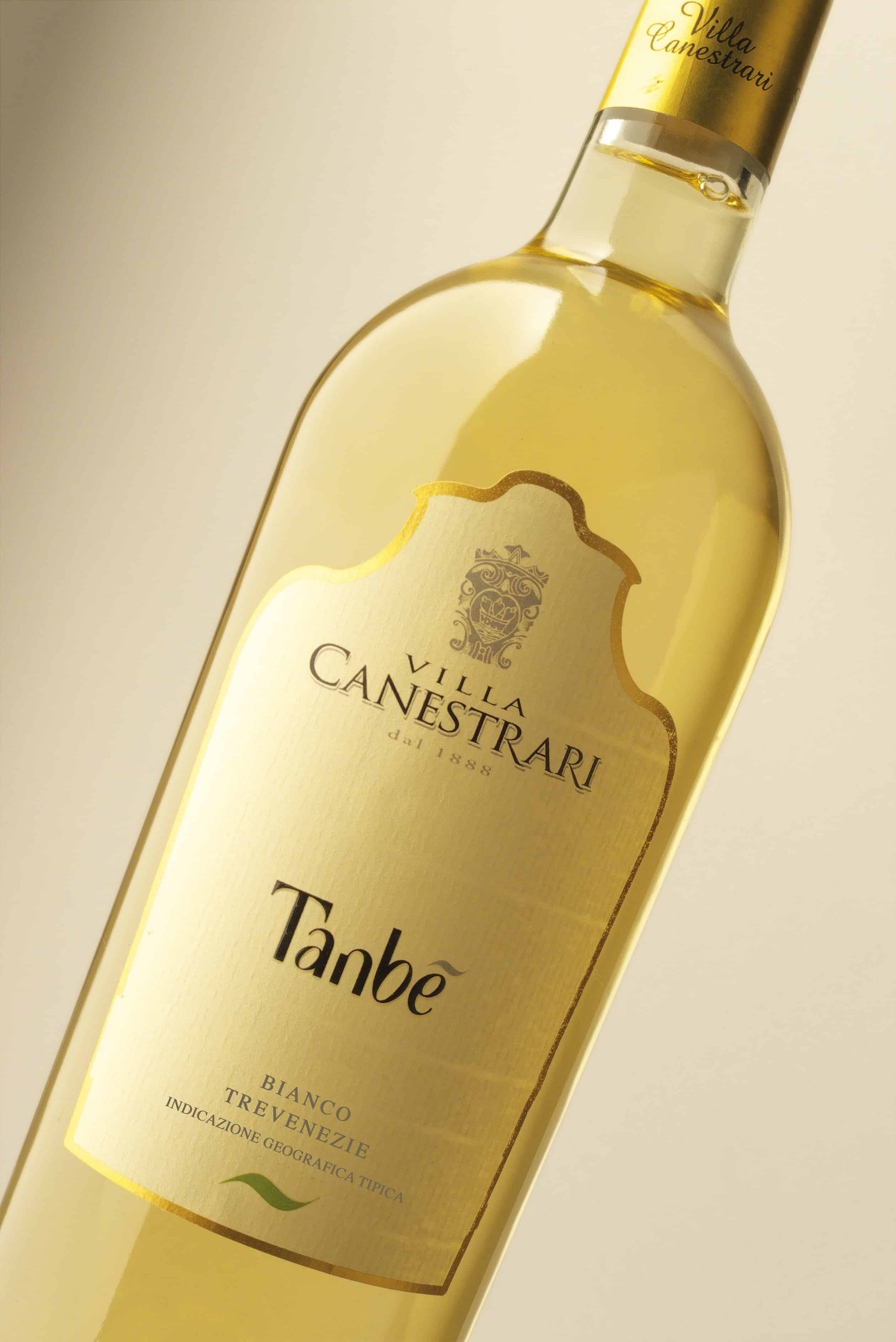 Bottiglia Tanbe Bianco Trevenezie Igt